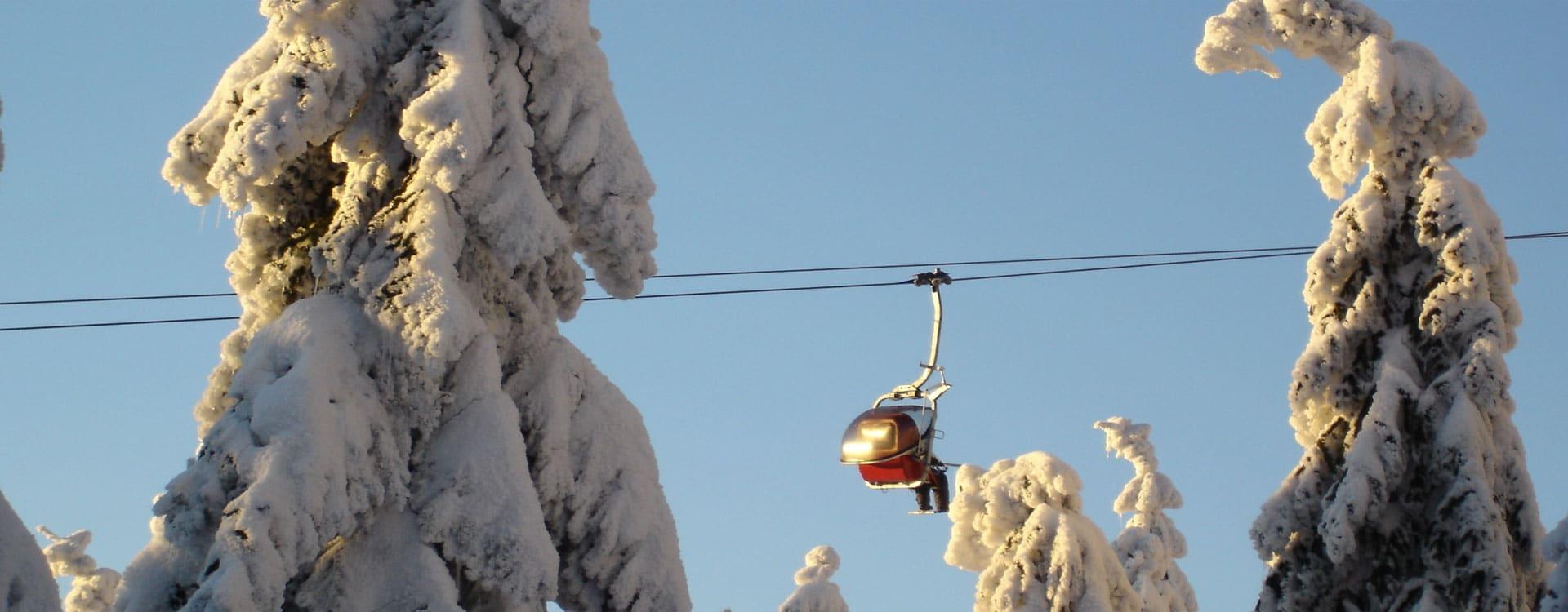 Wintersportregion Fichtelgebirge