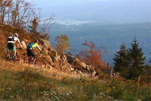mountainbike-fichtelgebirge, tour ochsenkopf