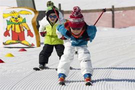 wintersport - schule