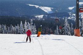 Wintersport Ochsenkopf-Südseite