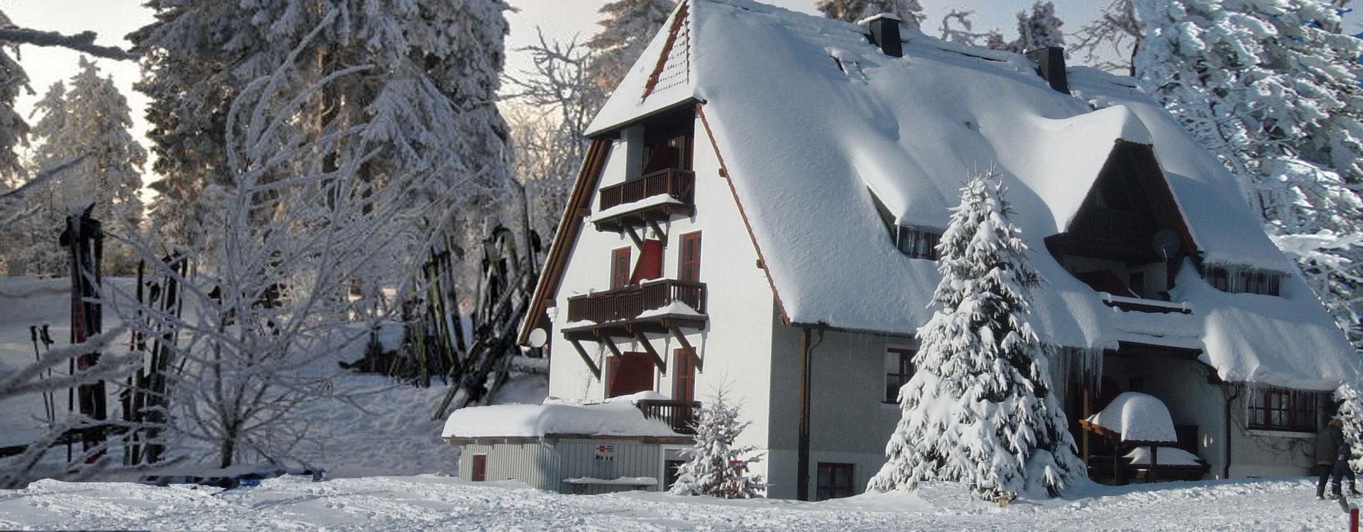 Ferienwohnungen im Wintersportzentrum Ochsenkopf